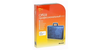 Microsoft Office Professional 2010 Russian 32-bit/x64 DVD