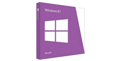 Windows 8.1 32-bit/64-bit Russian DVD BOX